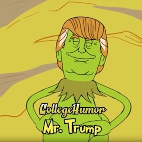 CollegeHumor Mr Trump