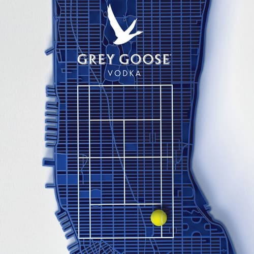 Grey Goose Vodka US Open