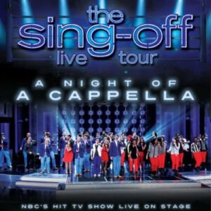 Sing-Off Live Tour
