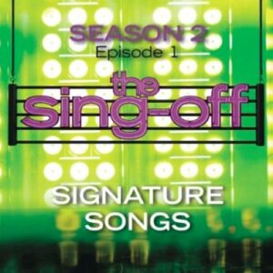 Sing-Off Signature Songs
